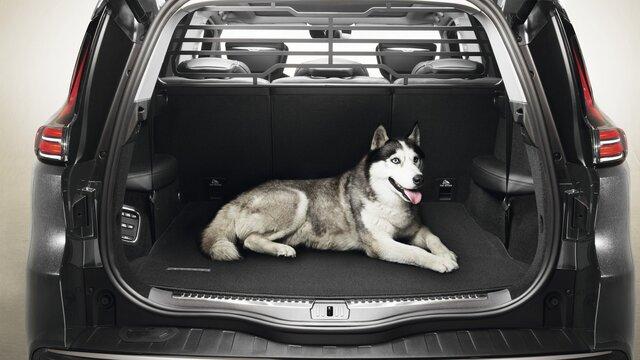 Renault ESPACE kofferbak