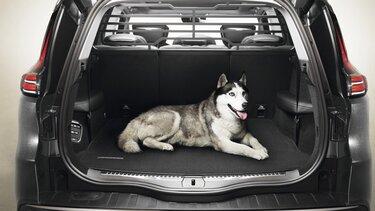 Renault ESPACE bac de coffre