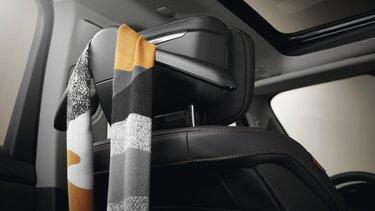 Renault ESPACE percha en el reposacabezas