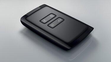Renault ESPACE kaart, elektrisch bedienbare kofferklep