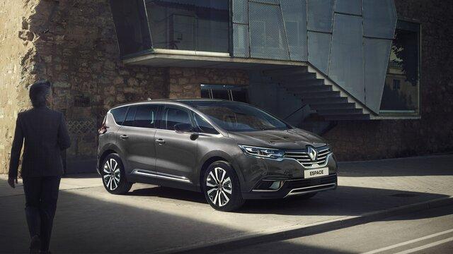 Renault ESPACE INITIALE PARIS profil