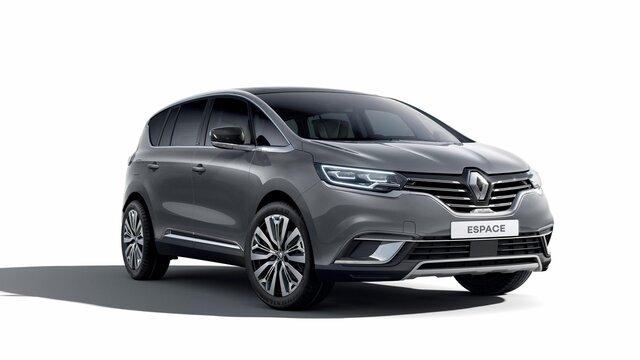 Renault ESPACE INITIALE PARIS extérieur noir améthyste