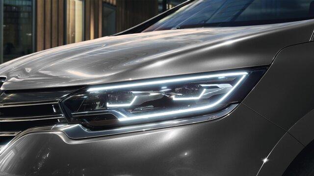 Renault ESPACE phares