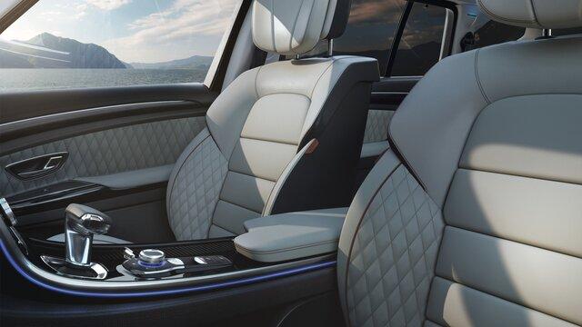 Renault ESPACE INITIALE PARIS Innenraum, Sitze