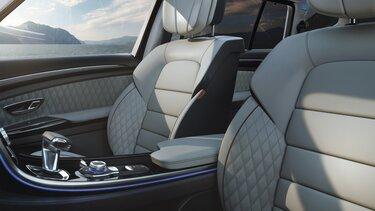 Renault ESPACE INITIALE PARIS interior, asientos