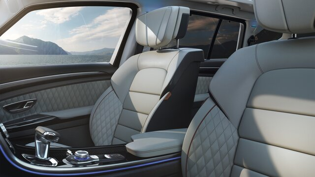 Renault ESPACE intérieur, sièges en cuir