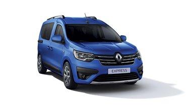 Пасажирський автомобіль для дозвілля Renault Express