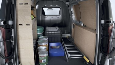 protecții din lemn pentru Express Van
