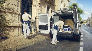 Renault EXPRESS VAN - constructii subcontractare