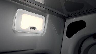 Új Express Van – LED-világítás