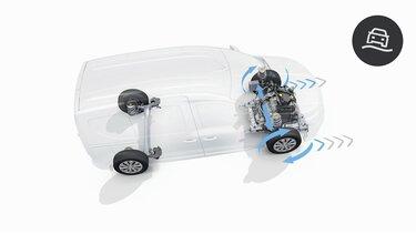 Új EXPRESS Van – Extended Grip