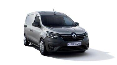 EXPRESS Varevogn – Let erhvervskøretøj