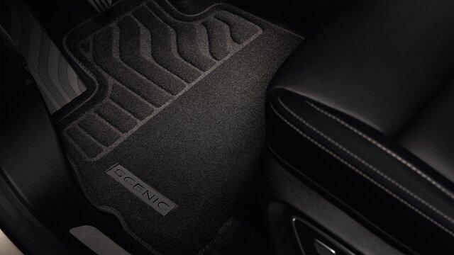Renault Grand SCENIC, gulvmåtter