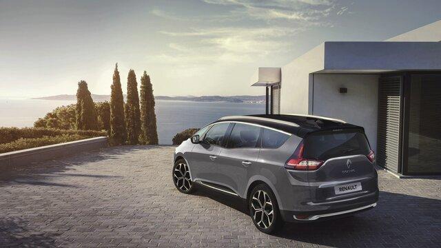 Renault Grand SCENIC esterni