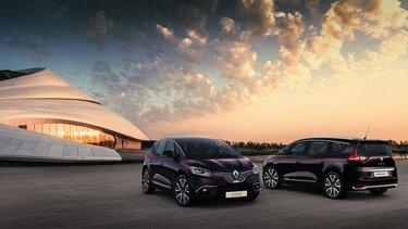 Design di Renault Grand SCENIC