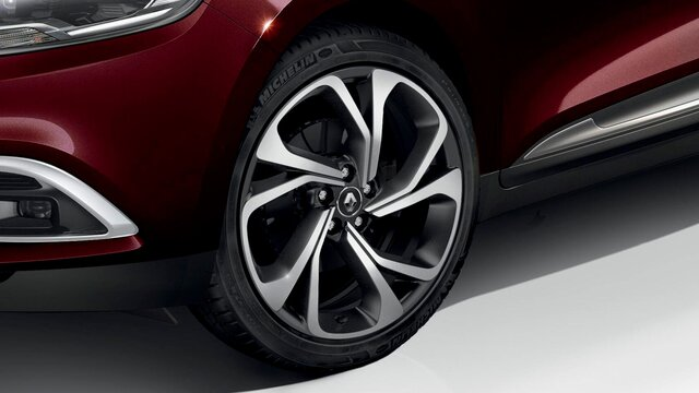 Renault Grand SCENIC Rad