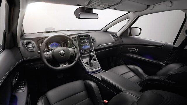 Renault Grand SCENIC – vetrobransko steklo