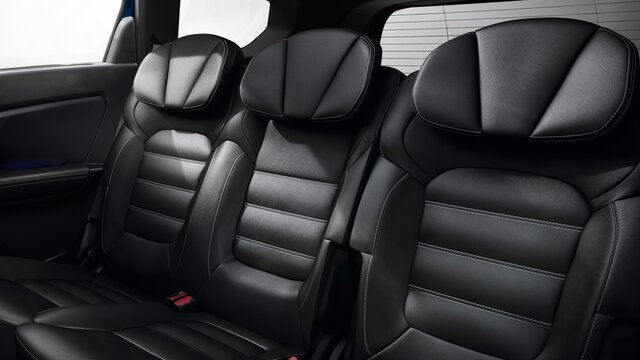 Renault Grand SCENIC backseats