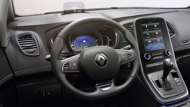 Renault Grand SCENIC interni