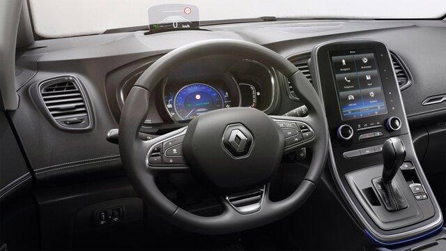 Renault Grand SCENIC intérieur