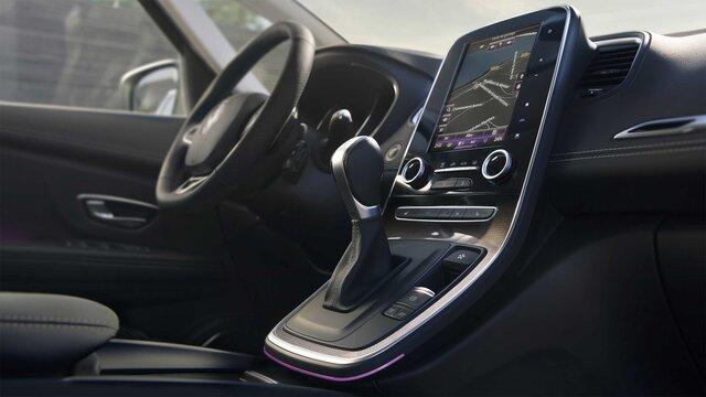 Renault Grand SCENIC - Innenansicht des Armaturenbretts