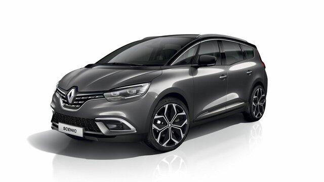 Renault Grand Scénic 3D