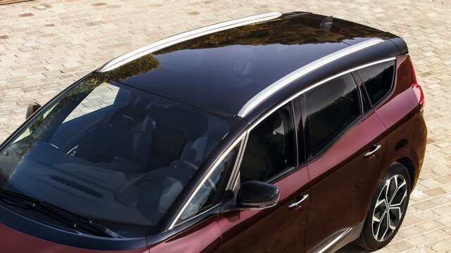 Renault Grand SCENIC Dachreling