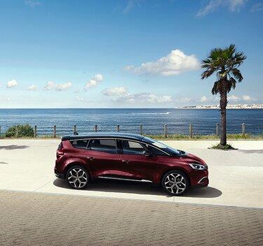 Renault Grand SCENIC udvendigt