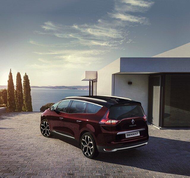 Renault Grand Scénic exterior