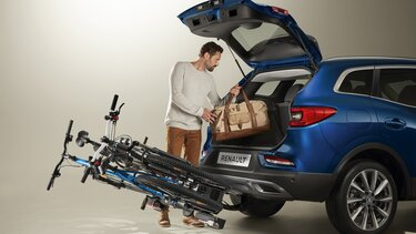 Renault KADJAR towing