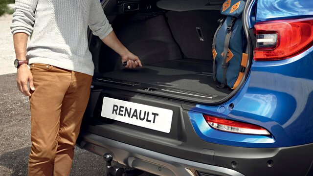 Renault Kadjar enganche de remolque