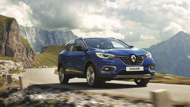 Renault Kadjar exterieur