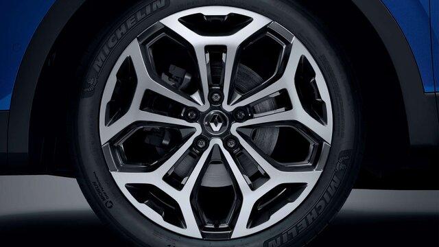 Оригінальні шини та диски для вашого Renault