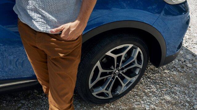 Джанти на Renault KADJAR