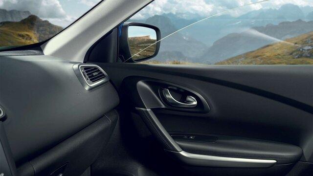Interiér vozu Renault KADJAR