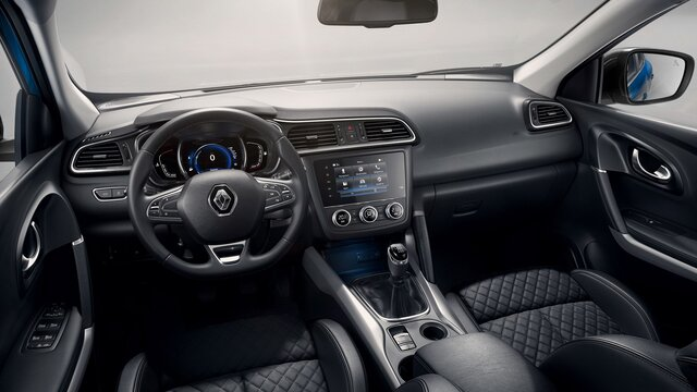 Інтер'єр Renault KADJAR