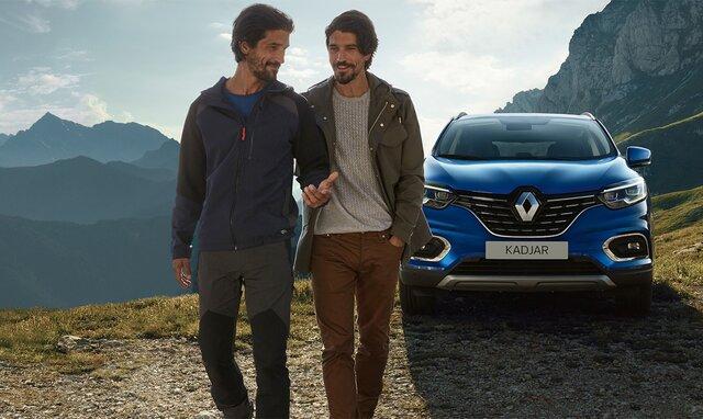 Renault - Contattaci