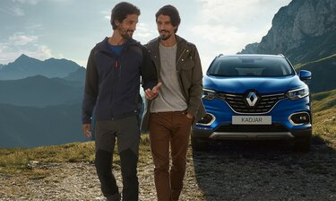 RENAULT kadjar ROADTRIP