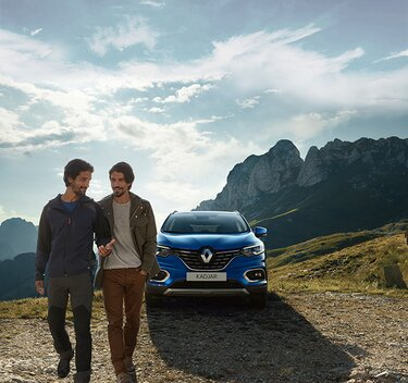 Új Renault KADJAR – külső megjelenés
