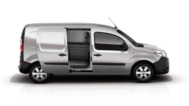 Renault - KANGOO Express Maxi z boku