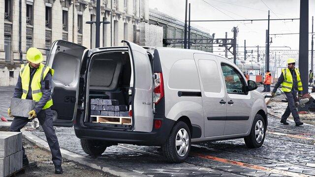 Renault - KANGOO Express - Uitrustingen