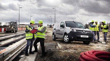 Renault KANGOO Express – mere in specifikacije