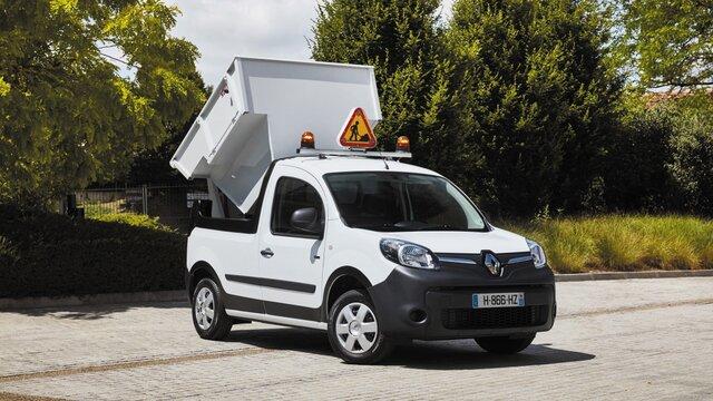 Renault – KANGOO Express – Einrichtungen und Zubehör