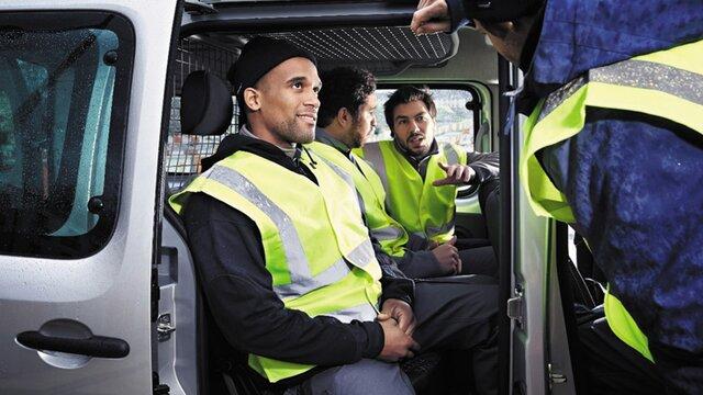 Renault - KANGOO Express - ÉPÍTŐIPAR ÉS KÖZMŰÉPÍTÉSZET