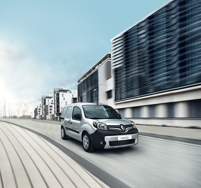 Renault - KANGOO Furgón - Equipamiento