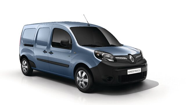 Renault KANGOO Z.E. exteriör