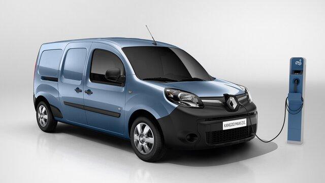 Renault KANGOO Z.E. Caricare