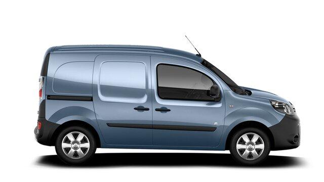 Renault Kangoo Z.E. Diseño