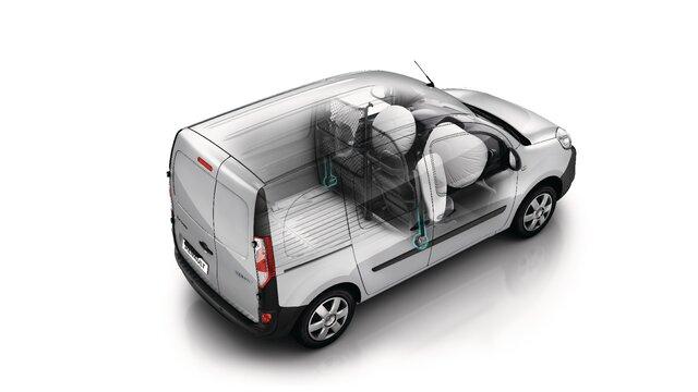 Renault KANGOO Z.E. Intérieur