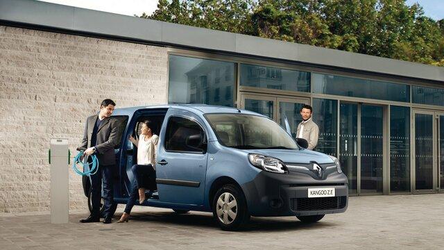 Počet míst vozu Renault KANGOO Z.E.